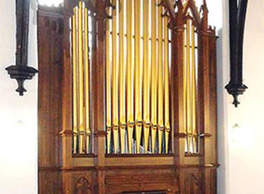 Opus 57 Organ in Doane Academy, Burlington, New Jersey