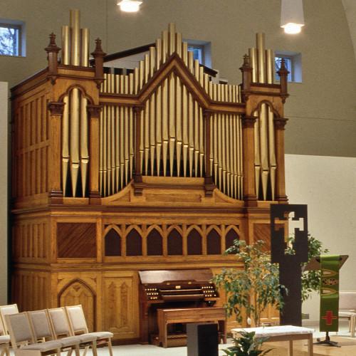 Pipe Organ Restoration