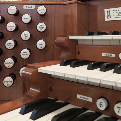Repairing and Tuning Organ Services