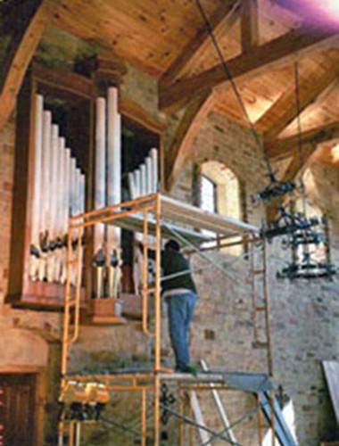 Carmelite Monastery   Opus 33