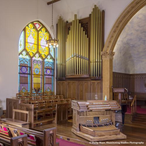 St. Mark's Lutheran Church, Pennsburg, PA