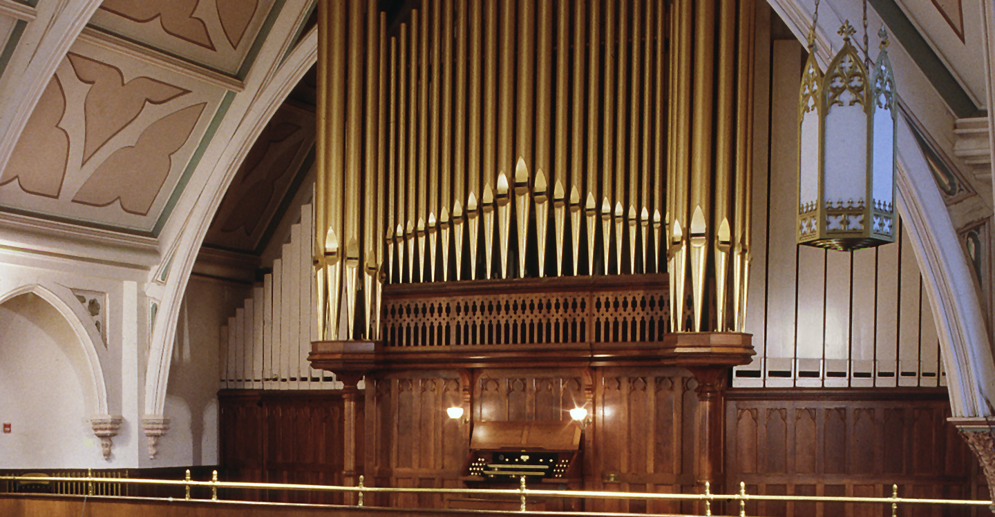 Custom Built Pipe Organs