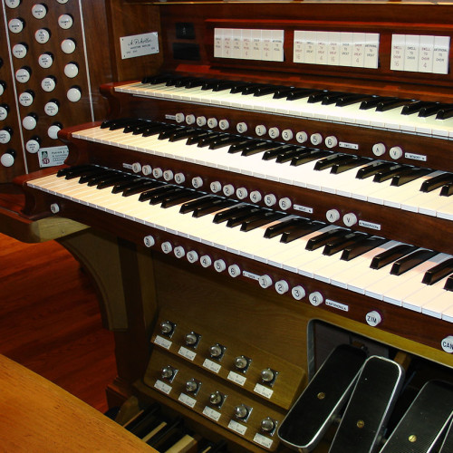 Pipe Organ Rebuilding