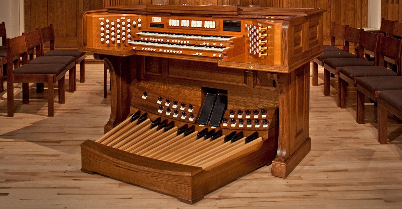 New Pipe Organ