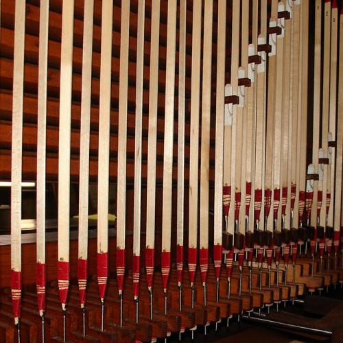 Rebuilding Pipe Organs