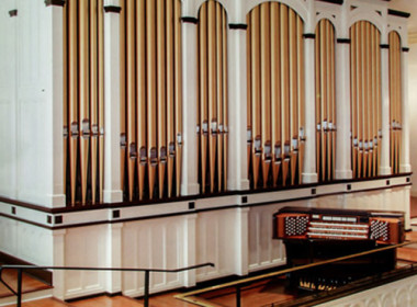 Opus 58 Organ in the Trinity Lutheran Church, Reading, PA