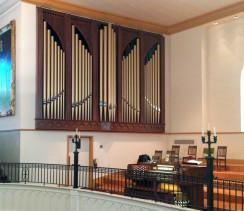 Opus 60 Organ at Zion Lutheran Church, Baltimore, MD