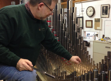 Pipe Organ Tuning